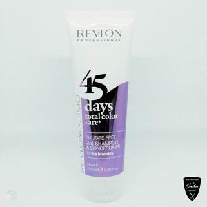 Revlonissimo 45 Days Ice Blondes (blond clair) par Revlon - 12€